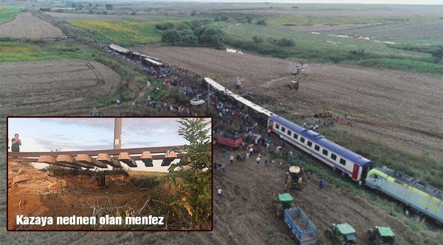 Tekirdağ'da yaşanan faciada 24 kişi hayatını kaybetmişti