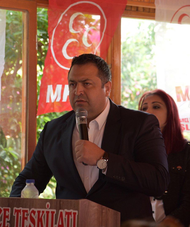 MHP Mersin İl Başkanı
