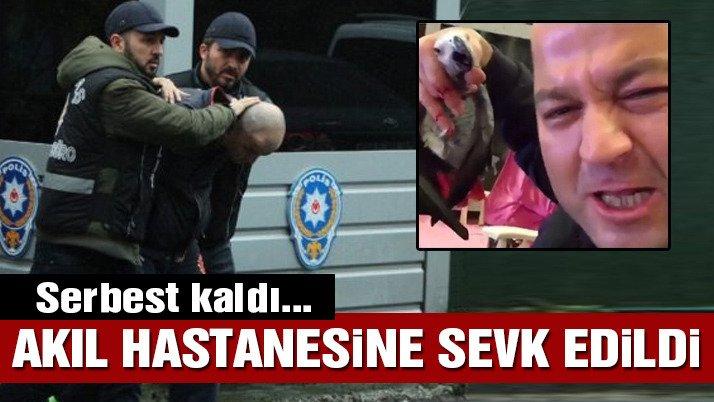 Son dakika: Murat Özdemir'in akıl hastanesinde 21 gün yatmasına karar verildi!