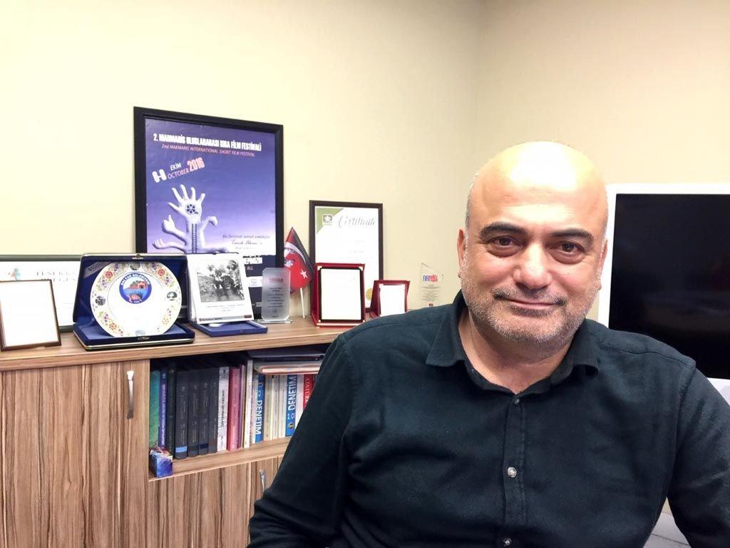 Türkiye Seyahat Acenteleri Birliği (TÜRSAB) Marmaris Bölgesel Yürütme Kurulu Başkanı Suat Esin