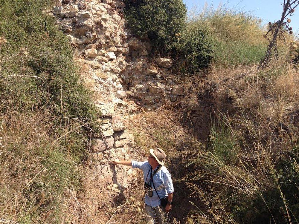FOTO:SÖZCÜ - Arkeologların bölgedeki çalışmaları sürüyor.