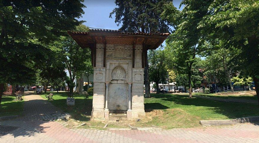 Caminin bir parçası olan şadırvanı ise 1. derece korunması gerekli kültür varlığı olarak tescil edildi. Foto Sözcü