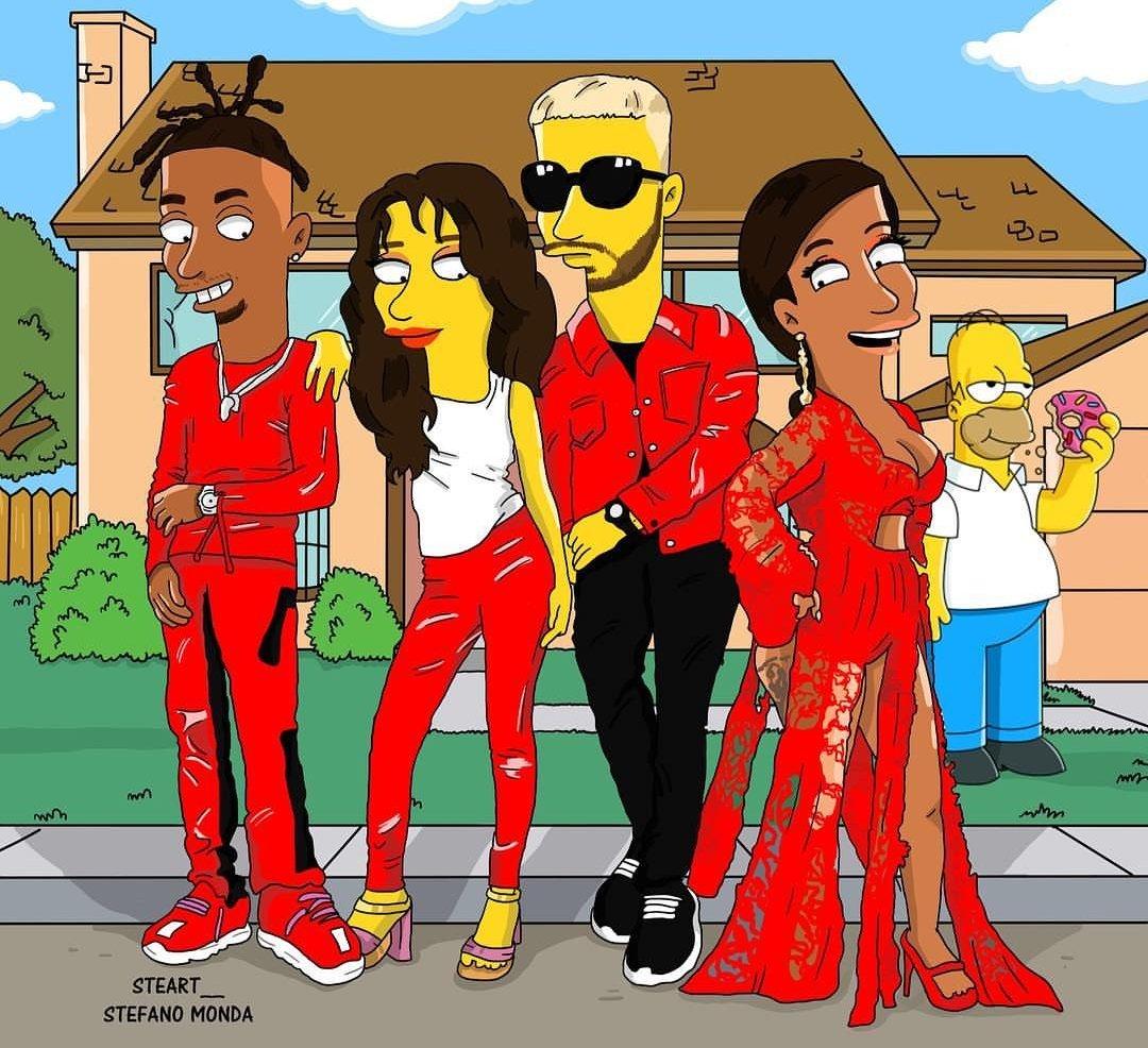 Selena Gomez, DJ Snake ve Cardi B.