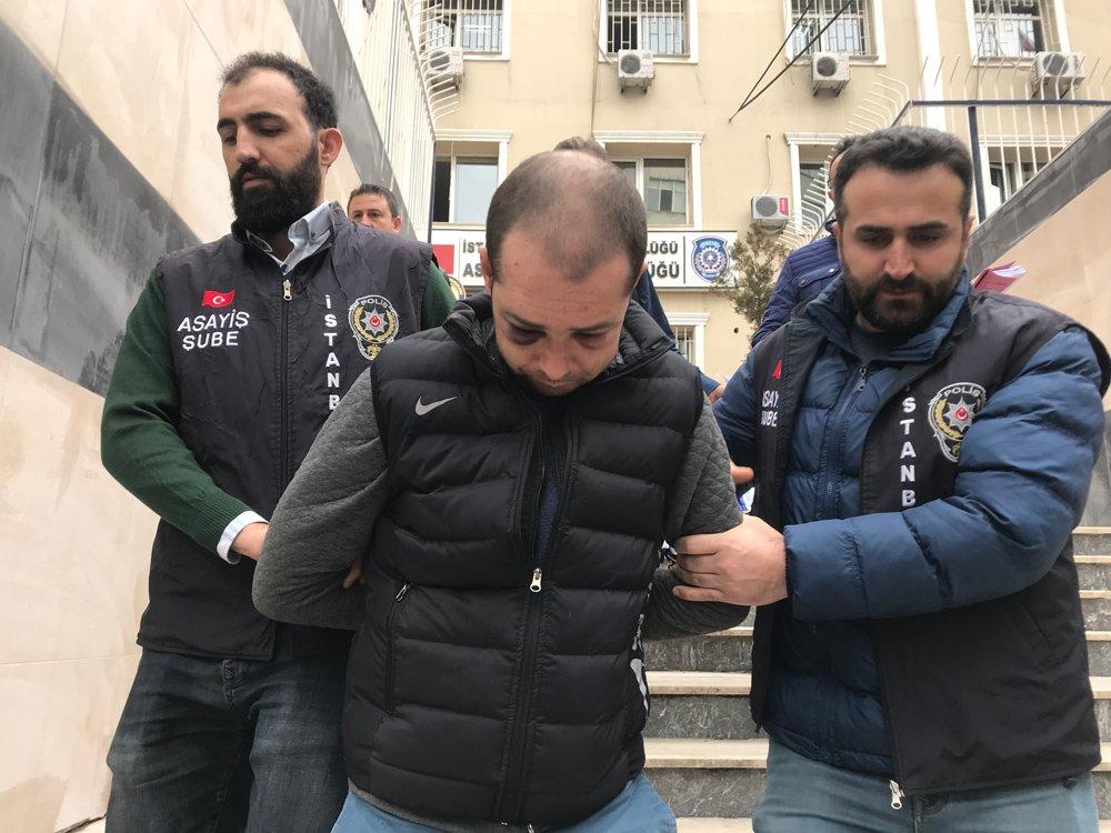 FOTO:SÖZCÜ - İstanbul'da dehşet saçan çete çökertildi.
