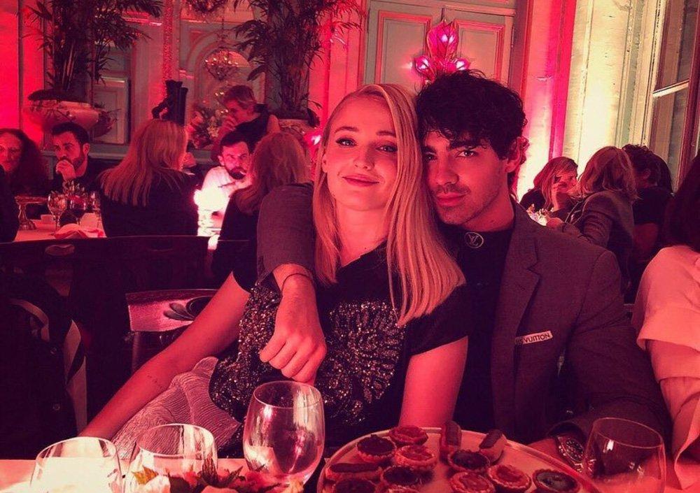 Sophie Turner ve Joe Jonas