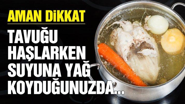 Beyaz eti doğru pişirmenin önemi