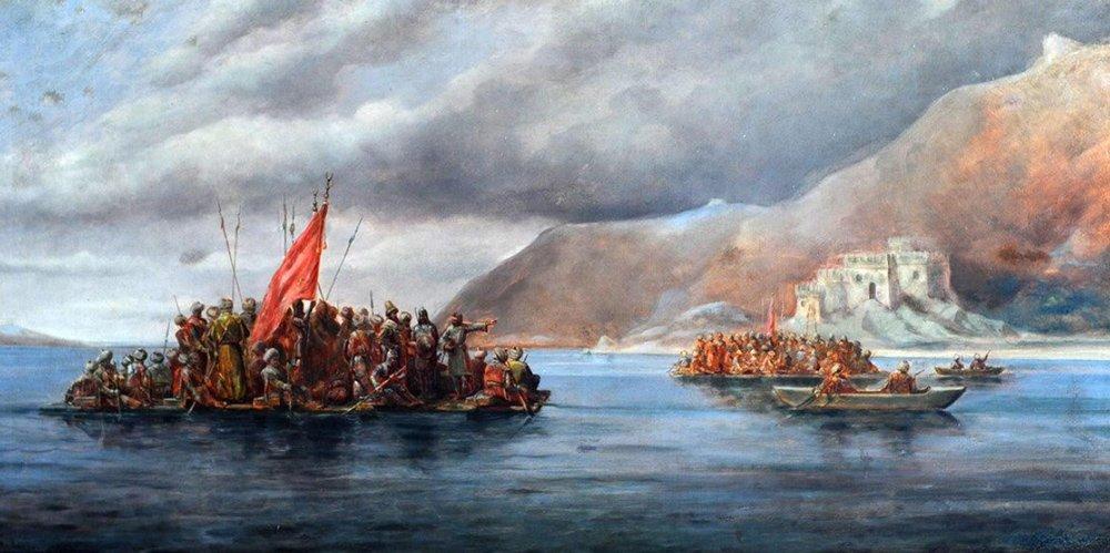 Tez doğrulanırsa tarih yeniden yazılacak... (Türklerin Rumeliye Geçişi tablosu- Hasan Zavari'nin çalışması