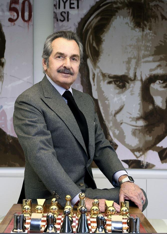 Akkök Holding Yönetim Kurulu Başkanı Ali Raif Dinçkök