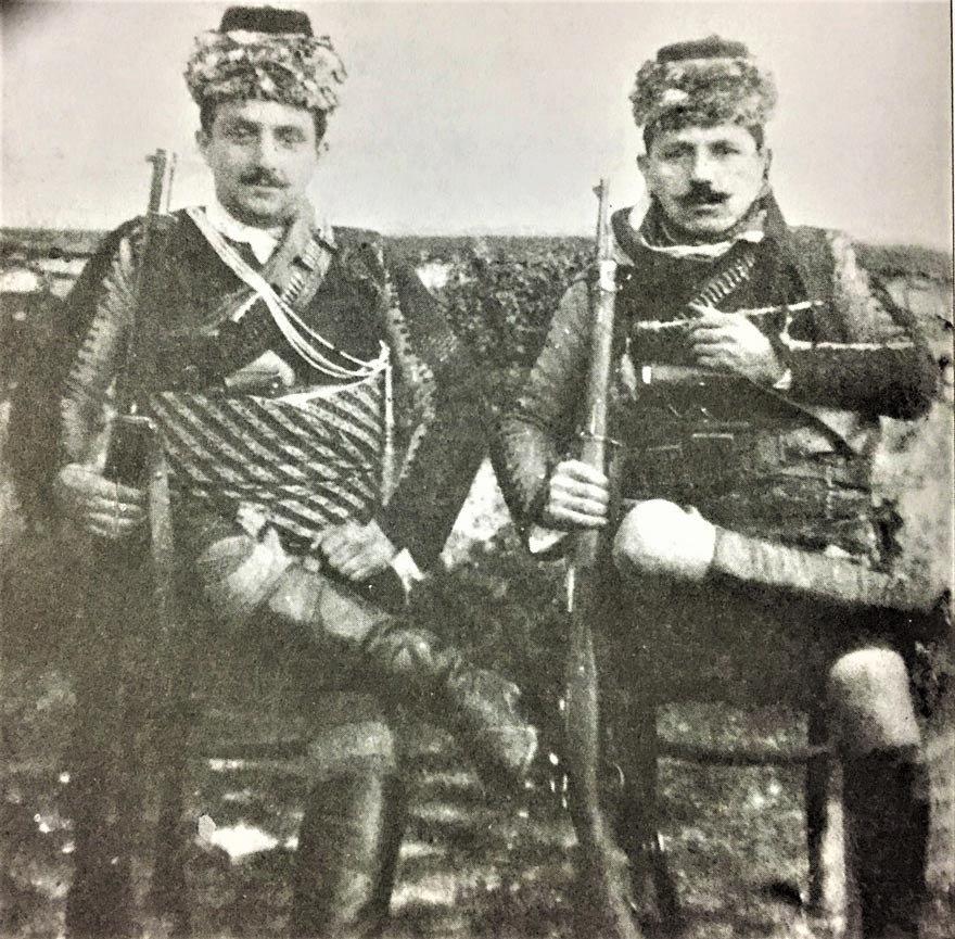 Mahmut Esat Bozkurt ve Şükrü Saraçoğlu