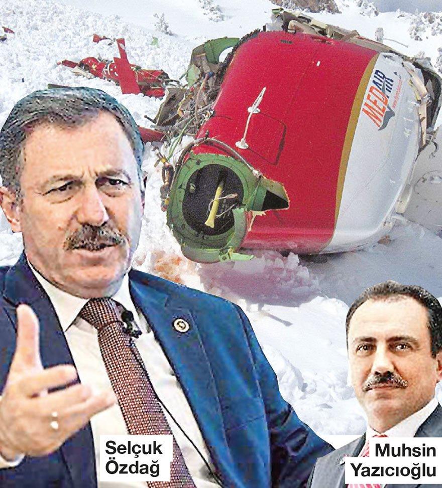 SİYASETE MUHSİN YAZICIOĞLU İLE BAŞLADI Selçuk Özdağ, 17 yıl boyunca BBP'de siyaset yapmış ve Muhsin Yazıcıoğlu'nun helikopter kazasında hayatını kaybetmesinden sonra AKP'ye geçmişti.