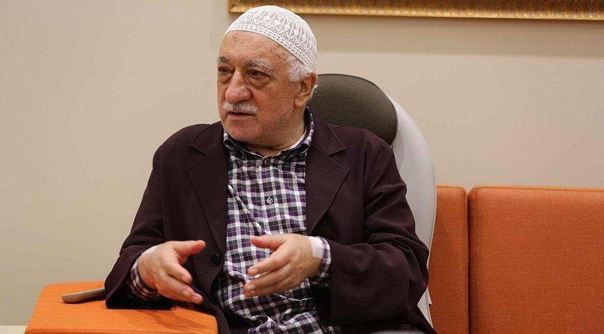 Teröristbaşı Fetullah Gülen