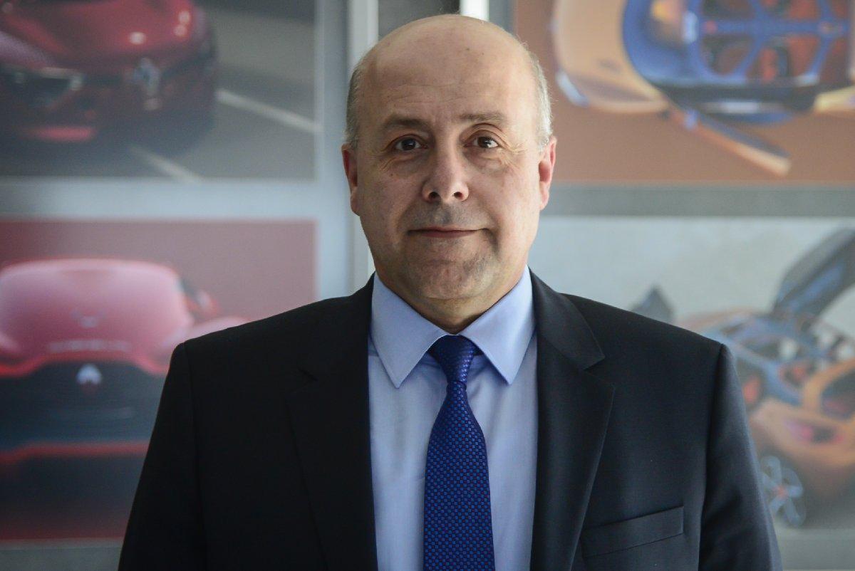 Oyak Renault Genel Müdürü Antoine Aoun