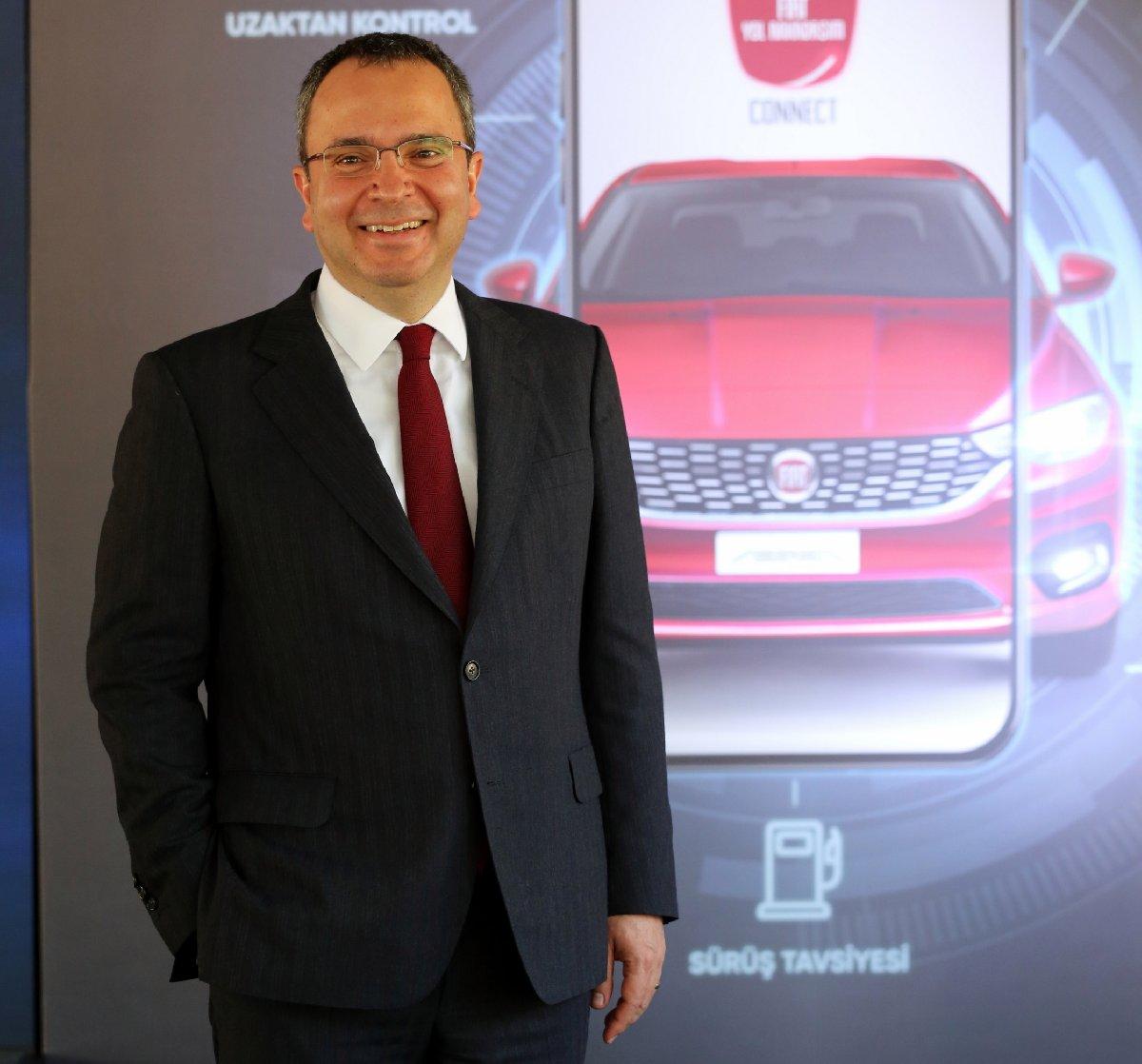 Fiat Marka Direktörü Altan Aytaç