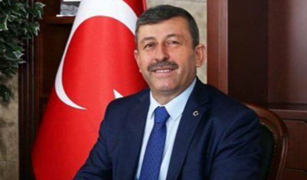 Darıca Belediye Başkanı Şükrü Karabacak