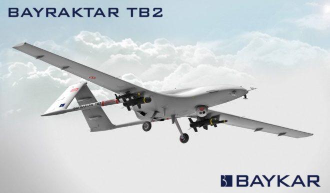 Bayraktar TB2
