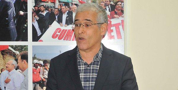 CHPli Meclis üyesi Şinasi Serdar