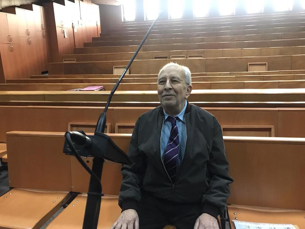 Çölaşan, Çağlayan'daki duruşmaya, Ankara'dan SEGBİS sistemi ile katıldı.
