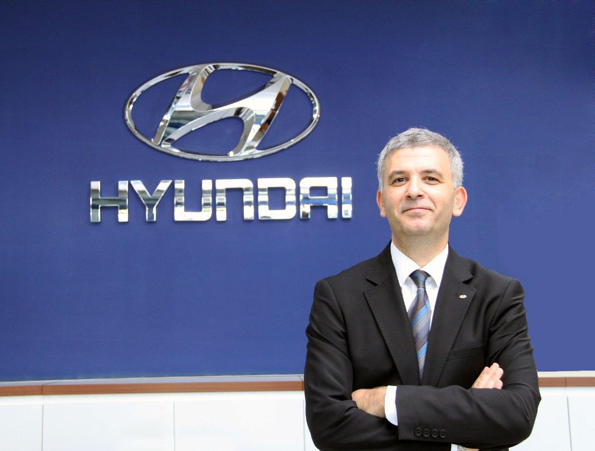 Hyundai Türkiye Genel Müdürü Önder Göker