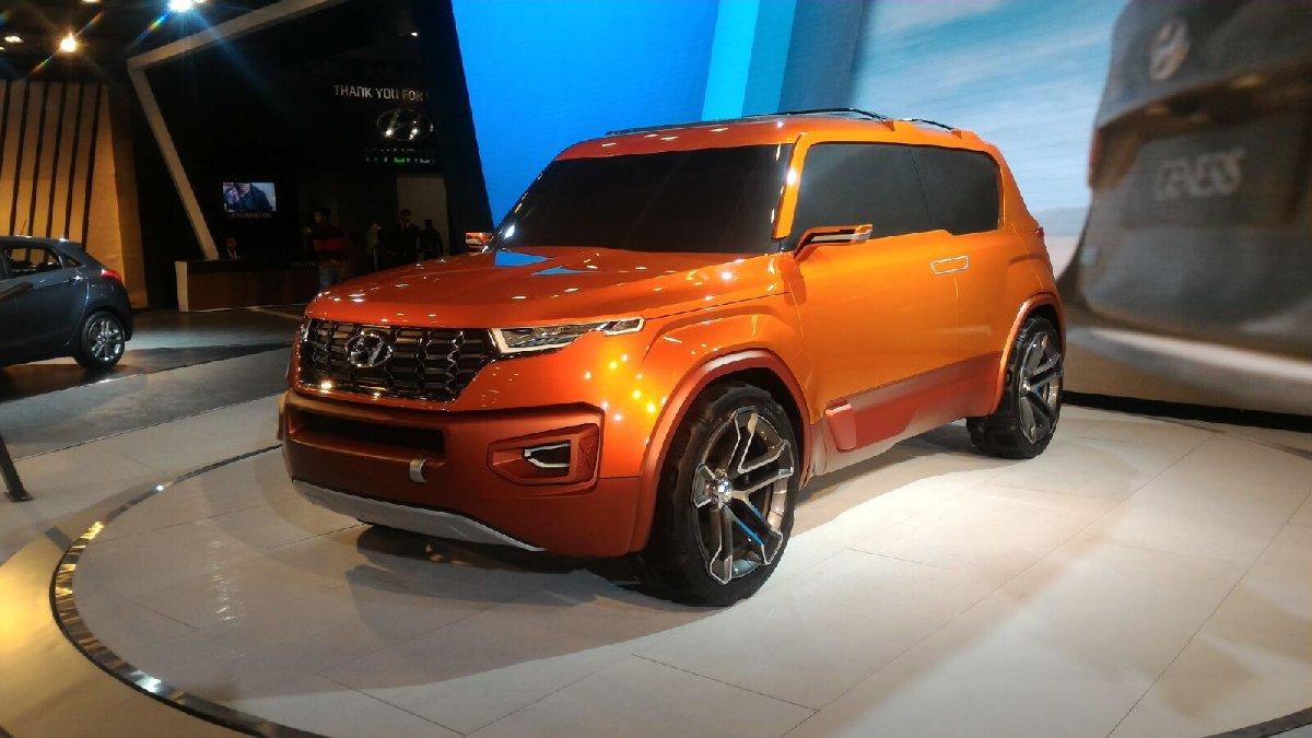 Hyundai Carlino Konsept