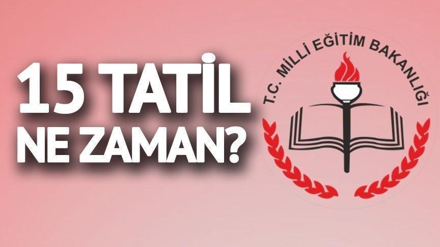 2019 Sömestr tatili: Yarıyıl tatili ne zaman başlayacak? 15 tatile geri sayım…