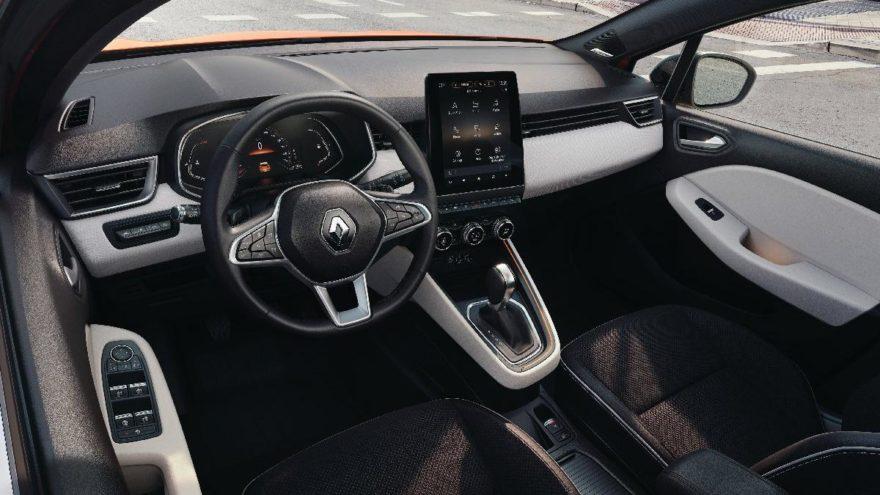 Yeni Renault Clio'ya yeni iç mekan
