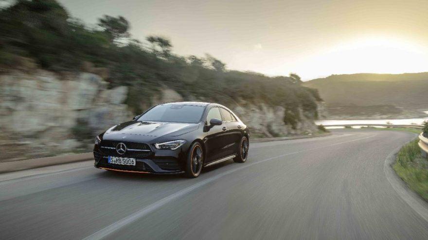 Yeni Mercedes-Benz CLA karşınızda!