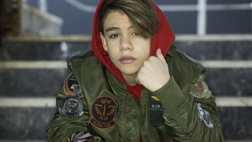 14 yaşındaki Alper Erözer'den beşinci klip
