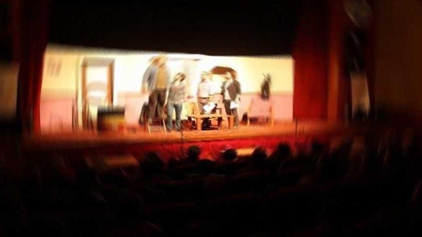 Tiyatroda cinsel taciz iddiası!