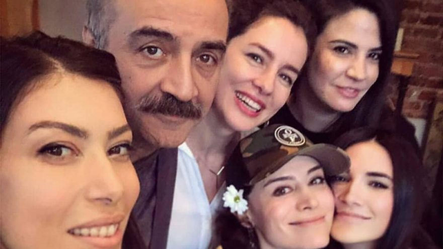 Yılmaz Erdoğan eski eşi Belçim Bilgin'in doğum gününe katıldı