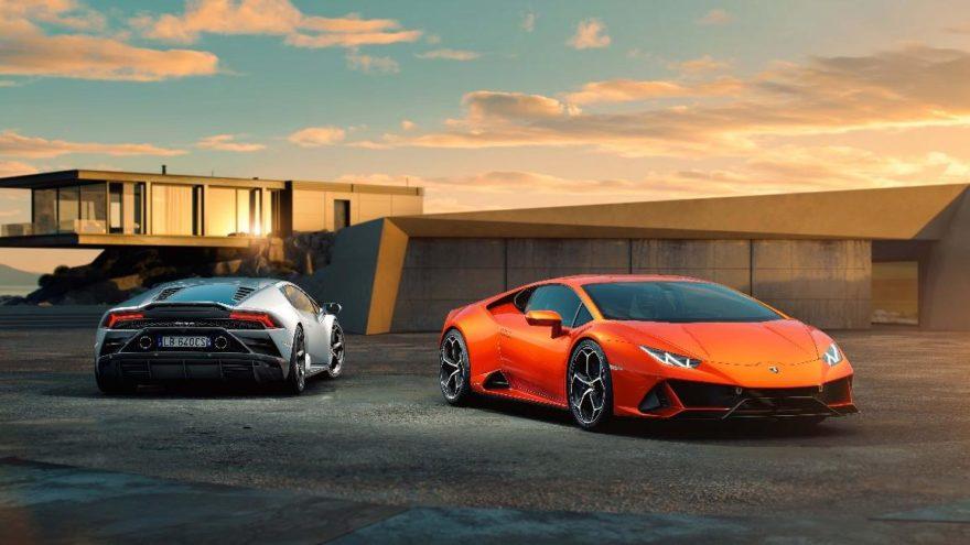Bir Lamborghini'nin geleceği son nokta: Huracan EVO!
