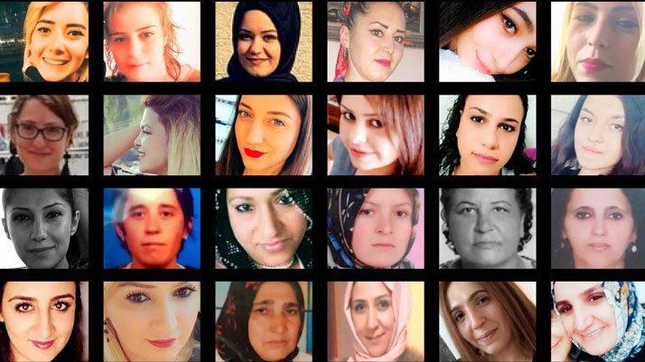 Acı bilanço: 2018'de 440 kadın öldürüldü