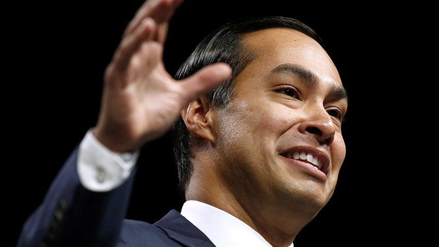 Meksikalı göçmen bir aileden gelen Julian Castro, 2020 için Trump'ın rakibi oldu