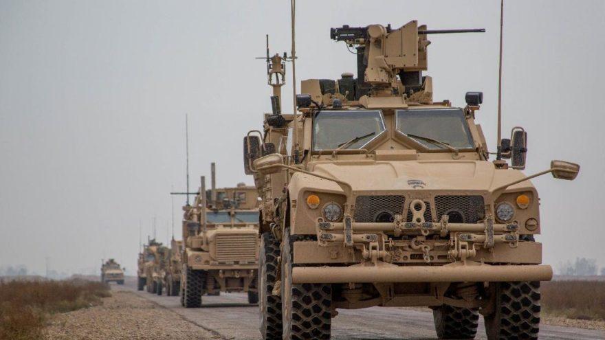 ABD'den Suriye'ye takviye asker: 18 üsse dağılacaklar