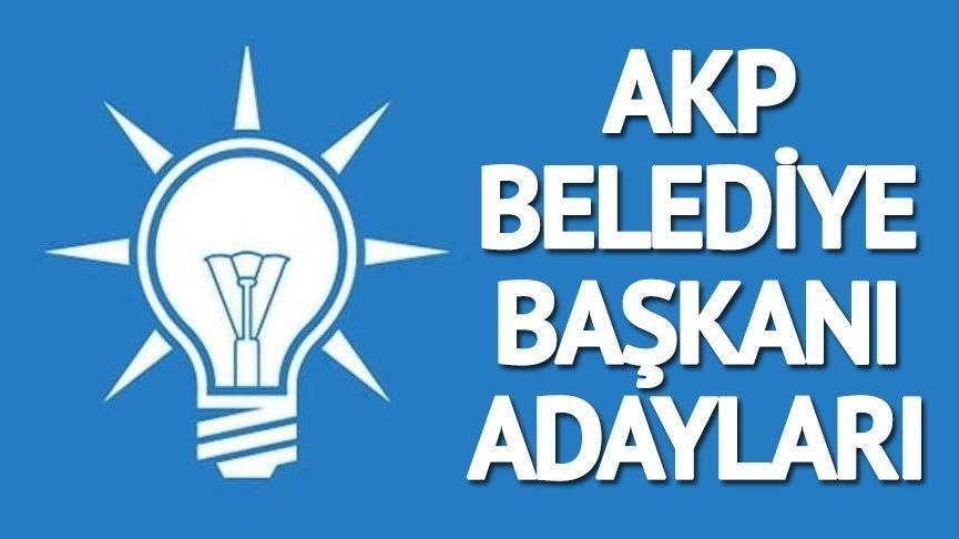 AKP belediye başkan adayları listesi! Ak Parti belediye başkan adayları belli oluyor…