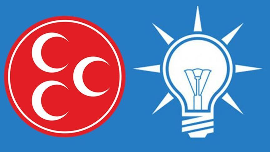Samsun'da 'Cumhur İttifakı' kavgası