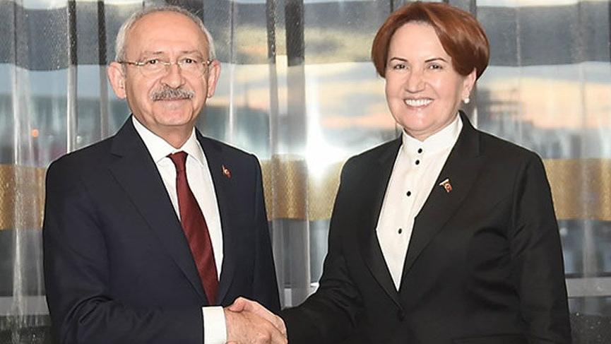 Son dakika... Kılıçdaroğlu ile Akşener ittifak hakkında görüştü