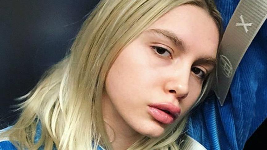 Aleyna Tilki hayranının satırlarını paylaştı