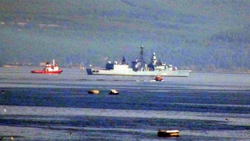 Almanya: Karadeniz'e savaş gemileri göndermeye hazırız
