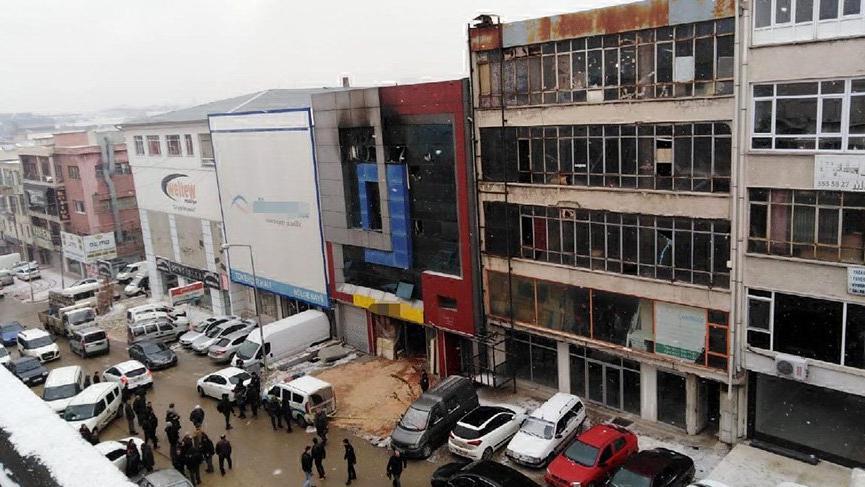 5 işçinin öldüğü mobilya fabrikası yangınında iş yeri sahibine tutuklama