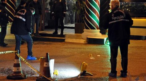 Ankara'da eğlence mekanında silahlı kavga! 2 yaralı, 6 gözaltı