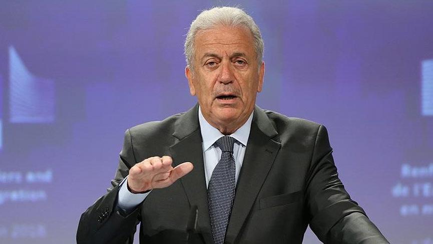 AB Komisyon üyesinden göç açıklaması: Avrupa'da artık göçmen krizi yok