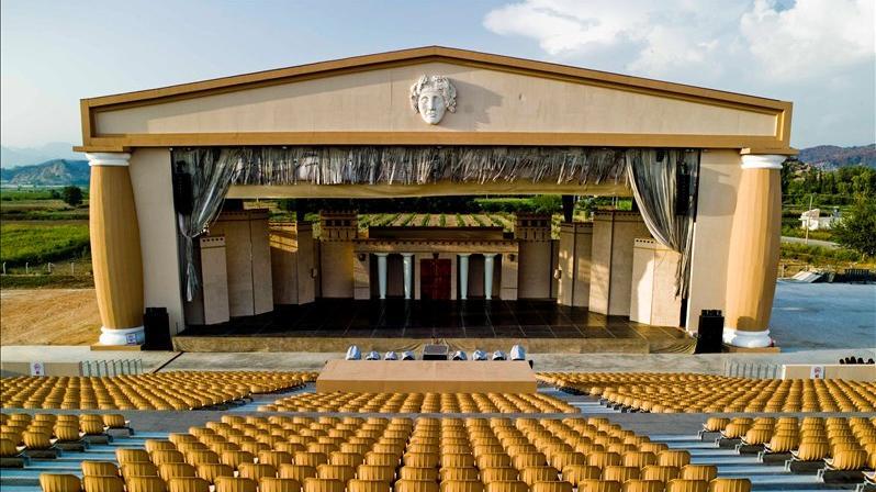 Aspendos Tiyatrosu'nda kriz!