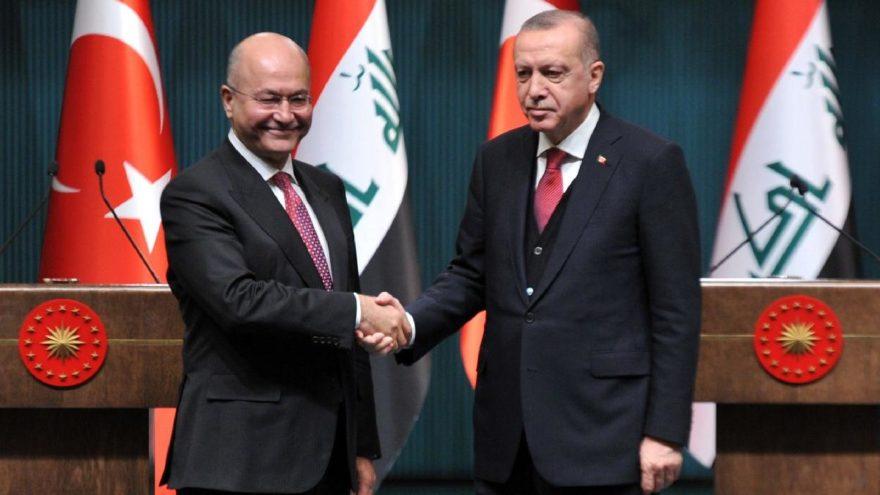 Erdoğan Irak'a 'su temsilcisi' atayacak