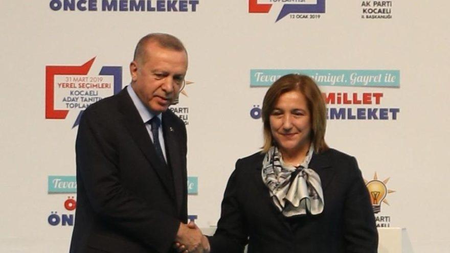 Azize Sibel Gönül kimdir? AK Parti İzmit Belediye Başkan Adayı Azize Sibel Gönül nereli?