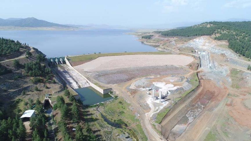 Valilikten baraj suyu tahliyesi için önemli uyarı!