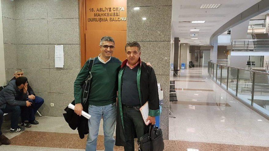 İlginç dava: Gazeteci Barış Pehlivan'ın FETO'ya hakaret cezası yeniden gündemde