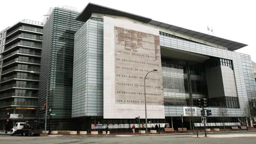 Basın müzesi 372,5 milyon dolara el değiştirdi