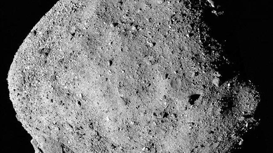 NASA az önce paylaştı… Bu gök taşı Dünya'ya çarparsa felaket olur