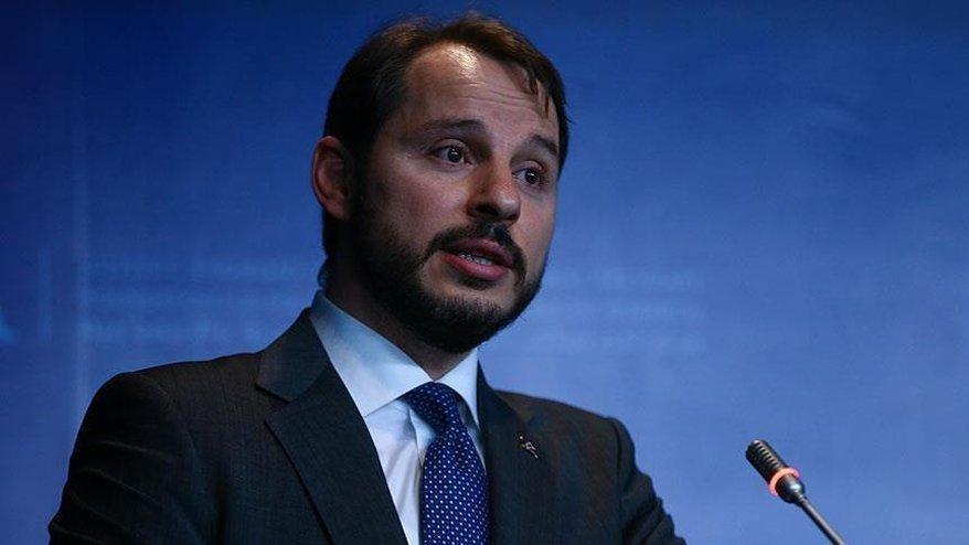 Albayrak'tan Davos değerlendirmesi
