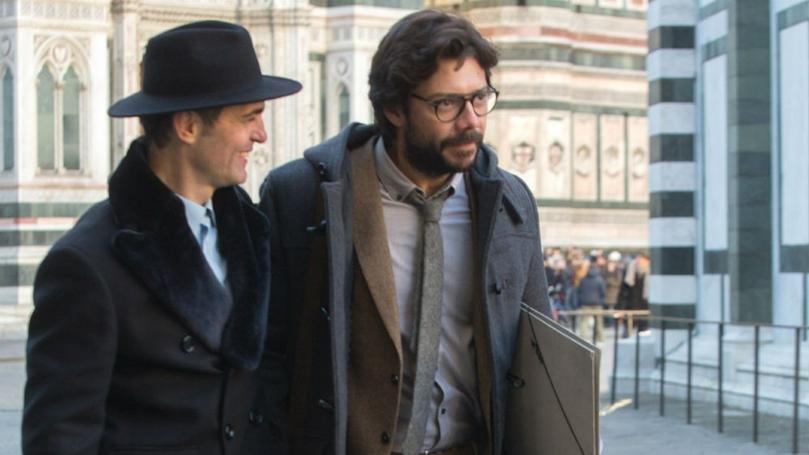 La casa de papel'de Berlin sürprizi! La casa de papel'in üçüncü sezonu ne zaman başlayacak?